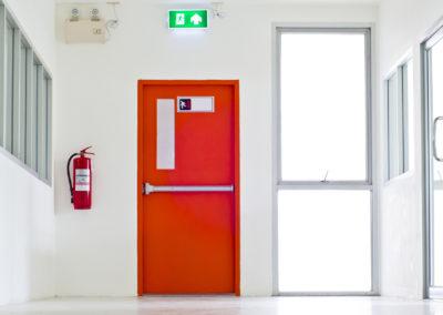 Brandschutztüren & -tore